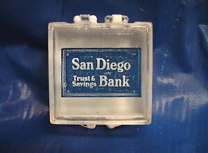 1991 SAN DIEGO PADRES POCKET SCHEDULE SPONSORED BY SAN ... |San Diego Trust And Savings
