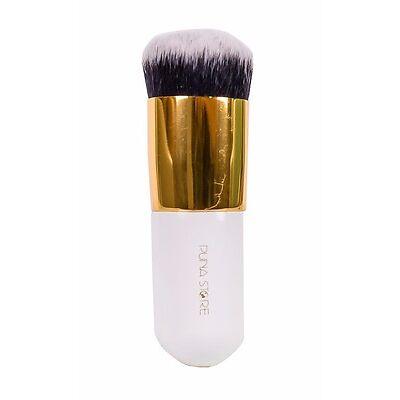 Face Powder Blush Foundation Brush - White