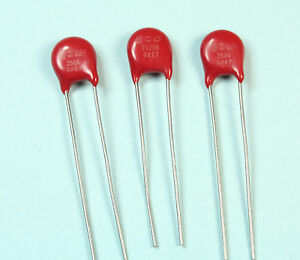 12pcs-Littelfuse-MOV-250v-320vdc-Metal-Oxide-Varistor-8mm-V07E250