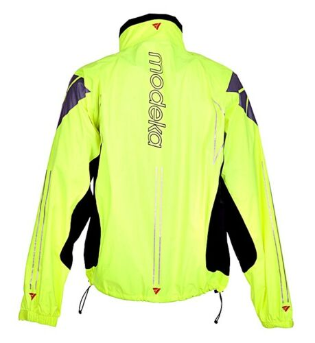 4xl Donna Uomo Abbigliamento Pioggia Giacca Modeka Moto Pioggia Giacca AX-Dry XS