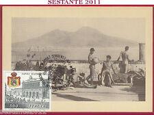 ITALIA MAXIMUM MAXI CARD INCONTRI CINEMA BRASILIANO NUDE 1900 1988 SORRENTO B184