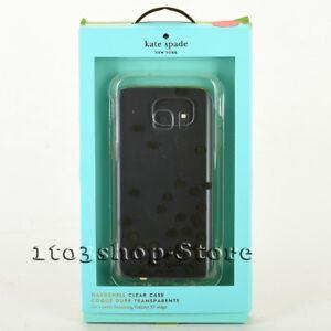 Image is loading Kate-Spade-Samsung-Galaxy-S7-Edge-HardShell-Clear-
