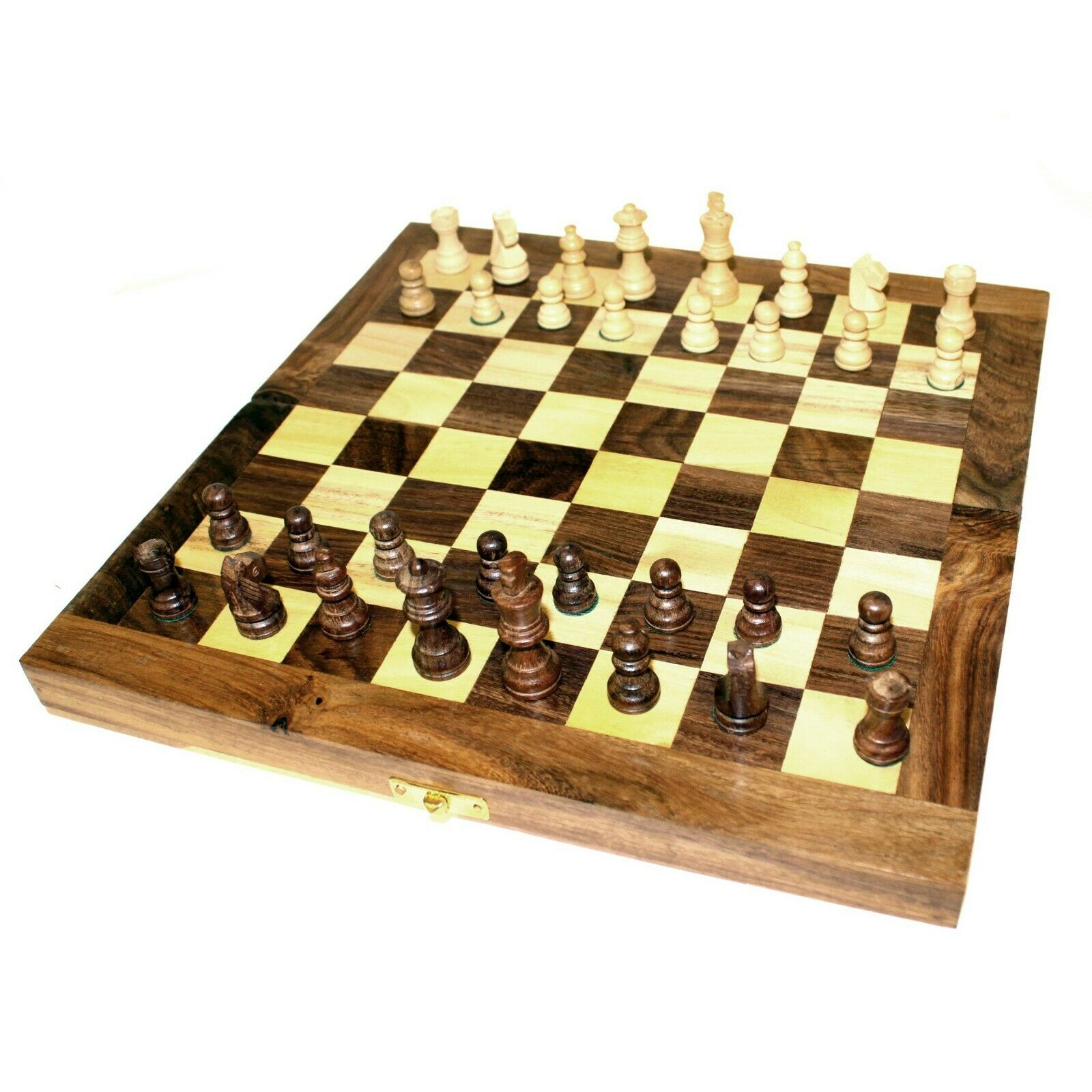 Chess game wood d classic xl 40cms 40cms