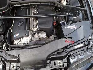 Racing-Pflow-Short-Ram-Air-Intake-BMW-E46-M3-HEATSHIELD-Cold-Filter-S54-Engine