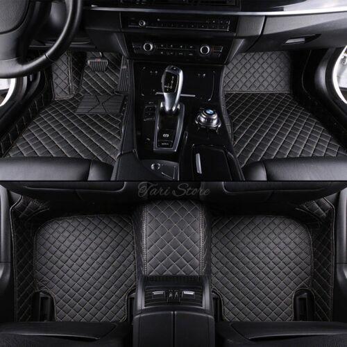 Auto-Fußmatten Fußraumschalen carpet Kunstleder für Chevrolet Camaro  Bj 09-15