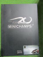 Catalogue Minichamps 2010