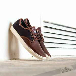 VANS Ludlow Steelhead Size 10 Men's Shoe - Brown/Black   eBay