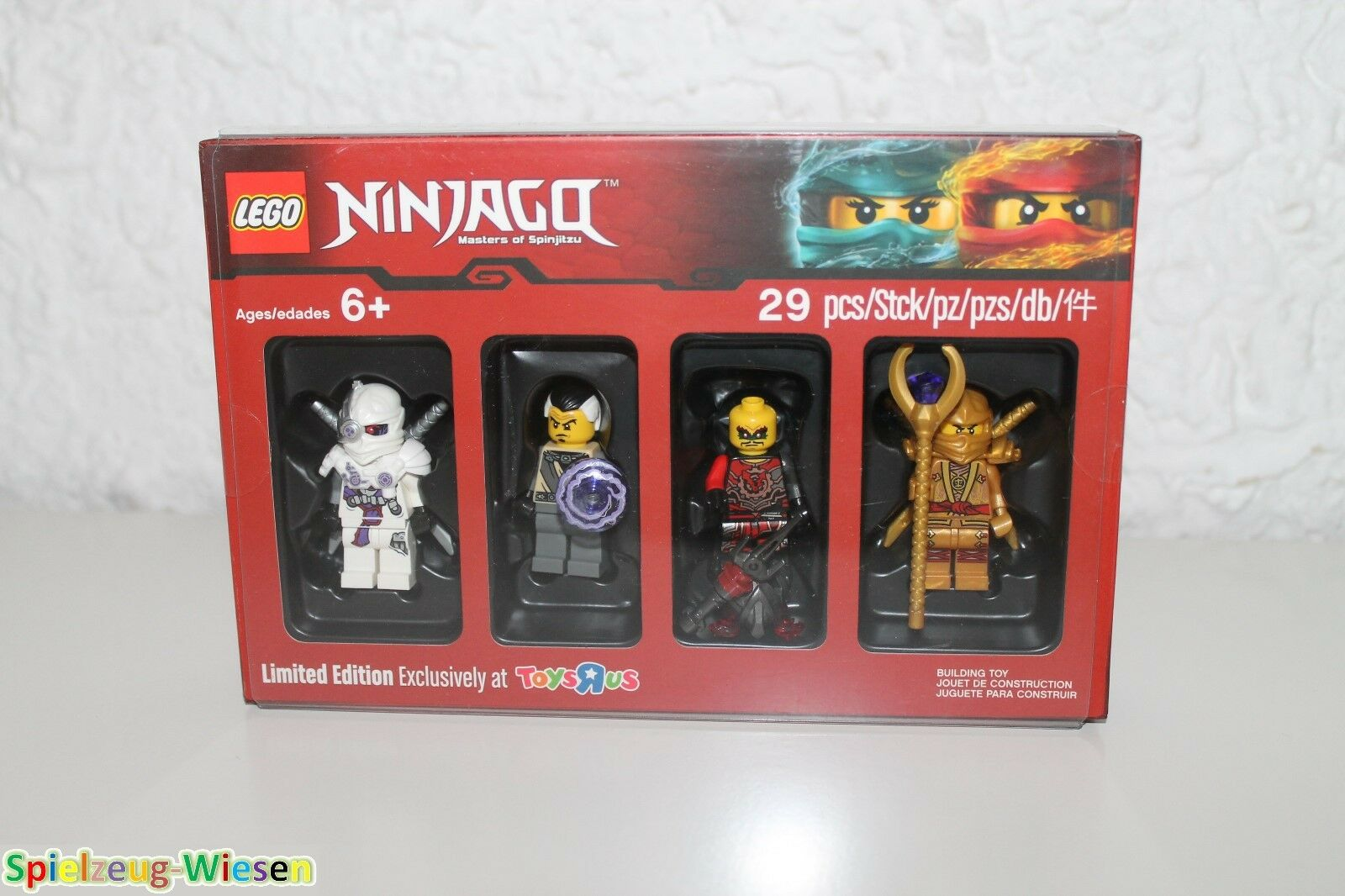 LEGO® NINJAGO™ 5004938 Minifiguren Set - NEU & & & OVP - 37d550