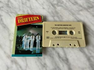 The Drifters Greatest Hits CASSETTE Tape MADE IN CANADA MP 1531 RARE! OOP!