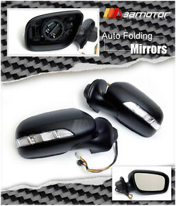 Automatic Folding Electric Heating Side Mirrors w/ Memory for ...