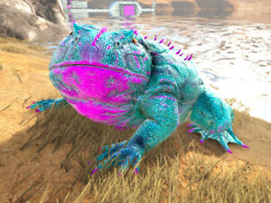 Ark Survival Evolved Xbox One PvE x2 CC Fert Frog Beelzebufo Eggs 227 at Hatch