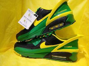 NEW Nike Air Max 90 FlyEase BRASIL/OREGON CZ4270-00 Airmax Mens ...