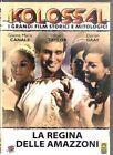 La Regina delle amazzoni (1960) DVD NUOVO Gianna Maria Canale