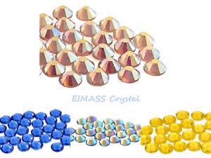 100 x eimass ® grade un correctif flat-back verre strass- pierres précieuses Cristaux- 7747-afficher le titre d`origine i1rCU5FL-07185218-413724710