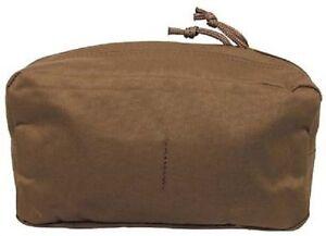 Charitable Us Molle Système Modulaire Armée Outdoor Loisirs Multi-usage Sac Pochette Coyote Tan-afficher Le Titre D'origine