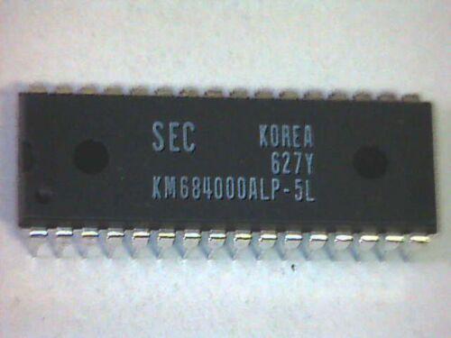 KM684000ALP-5L 512Kx8 Bit Low Low Power CMOS Static RAM SRAM 55ns DIP32