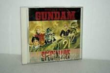 MOBILE SUIT GUNDAM CONCERT SPECIAL LIVE AUDIO CD USATO BUONO VER JAP VBC 50180