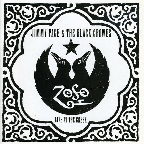 1 of 1 - The Black Crowes, Jimmy Page & Black Crowes - Live at the Greek [New CD]
