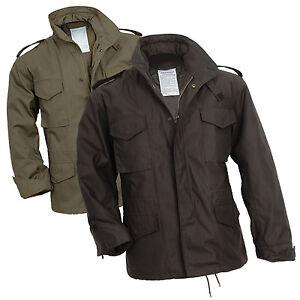 SURPLUS-M65-FELDJACKE-JACKE-PARKA-Fieldjacket-Winter-Jacke-US-Ranger-S-XXL