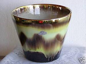 bay keramik BAY KERAMIK GLAZED POTTERY WEST GERMAN POT green,brown | eBay bay keramik