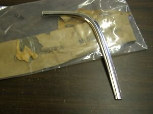 NOS-OEM-Ford-1971-1972-Galaxie-500-Quarter-Panel-Extension-Moulding-Trim