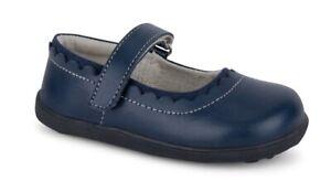 NIB See KAI Run Jane II Navy Leather