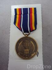 NEW Genuine Issue US Army War on Terrorism Service Medal and Ribbon Bar