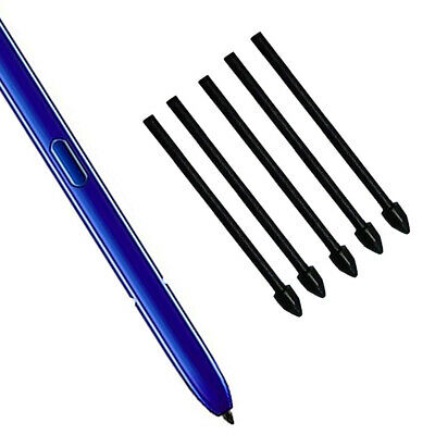 5pcs 2.0mm Touch Screen Tip Caps Nib Replacements For Active Stylus Drawing Pen