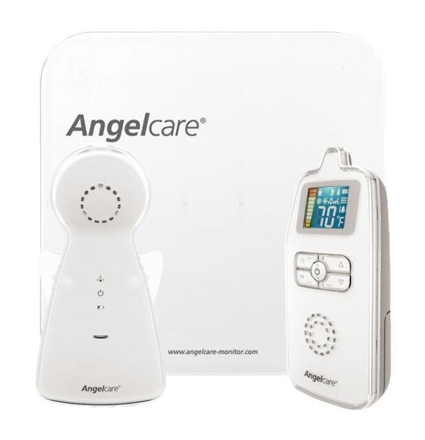 Babyphone Angelcare AC 403-D Geräusch und Bewegungsmelder inkl. Sensormatten