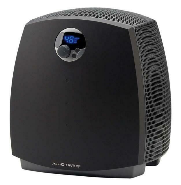BONECO W2055d Humidifier Air Washer Quiet Operation London NWC