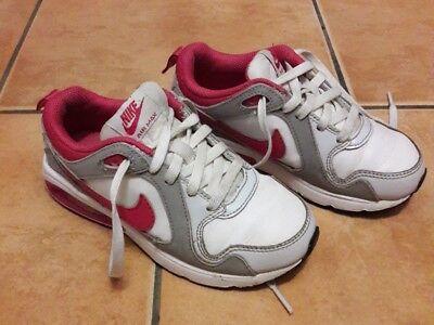 purchase cheap ed7f3 aa807 Nike Air Max Mädchen Schuhe Größe 30 Neu
