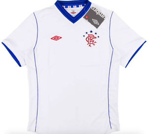 Rangers 2012-13 Away Jersey (XL Youths) BRAND NEW W TAGS
