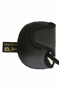 Deluxe-Leather-Like-Mallet-Putter-Head-Cover-Left-Hand-High-Quality-Neoprene