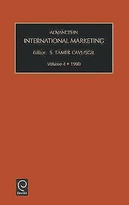 Advances in international marketing, Volume 4 by CAVUSGIL
