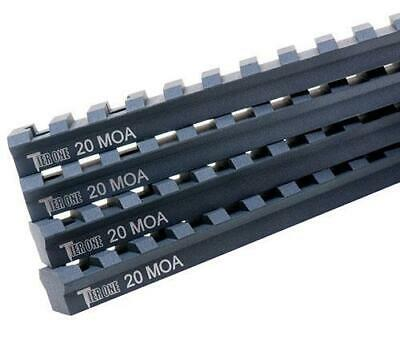 Tikka T3 Aluminium Picatinny Rail 20 MOA