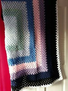Brand-New-Vintage-Style-Handmade-Crochet-Blanket-Throw
