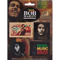 Bob Marley - Classics 5 Piece Magnet Set