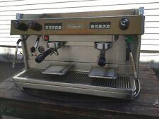 Used 220v Tall Cup 2 Group Futurete Automatic Espressocappuccino Machine