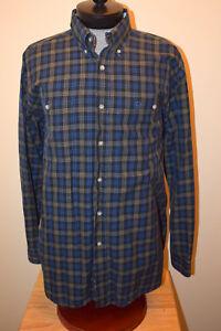 George-Strait-Cowboy-Cut-Collection-Wrangler-XL-Shirt-Black-Blue-Yellow-Western
