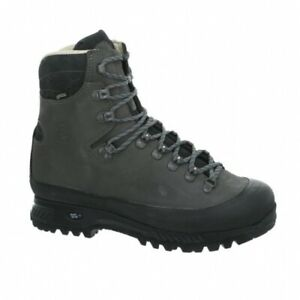 Details zu Hanwag Alaska GTX Herren Trekkingschuhe Herren grau Outdoor Schuhe Wanderschuhe