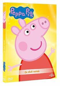 Peppa-Pig-Le-club-secret-DVD-NEUF
