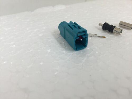 FAKRA Auto Radio Estéreo De Antena Conector Adaptador reparación pieza final parte St