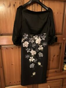 BNWT-Attractive-TED-BAKER-ADALLI-NEW-Size-12-Xmas-Party-Dress-RRP-200-FREE-P-amp-P