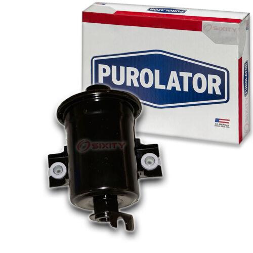 Purolator F54664 Fuel Filter Gas Line Gasoline ud