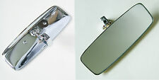 MGB, AH Sprite and MG Midget Interior Mirror with Chrome Back, BHA4806
