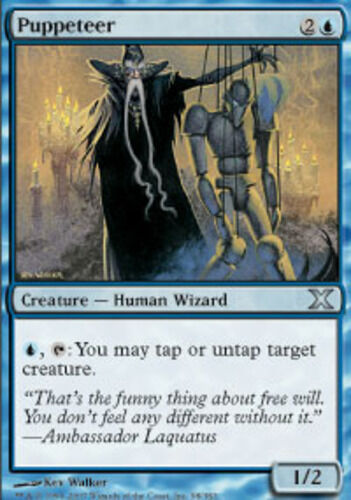 Puppeteer X4 10th Edition *CCGHouse* Magic NM MTG