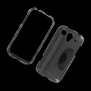 For-T-Mobile-Huawei-myTouch-U8680-HARD-Protector-Case-Phone-Cover-Crsytal-Clear