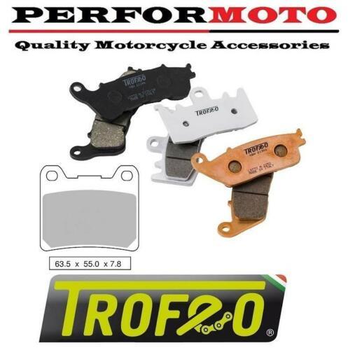 Trofeo Organic Rear Brake Pads Yamaha XJR1200 95-98