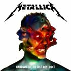Metallica Hardwired to Self Destruct 2 CD out 18th Nov