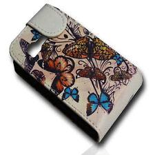Design 5 funda con lengüeta Cover Case Handy carcasa para Samsung s5220 s5222 Star 3